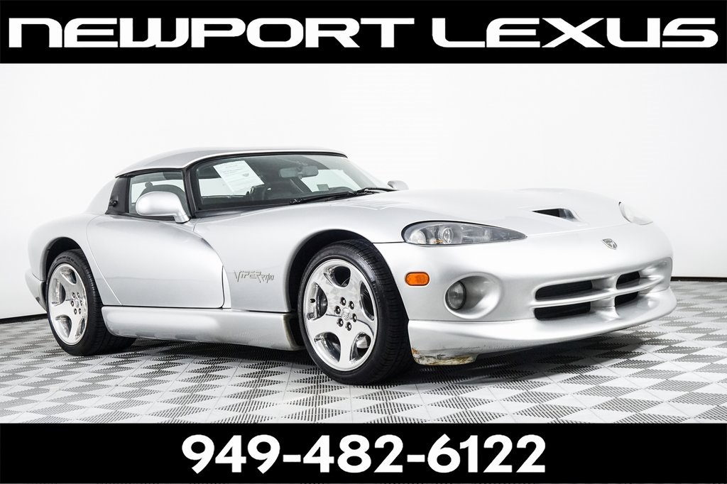 Pre-Owned 1999 Dodge Viper RT/10