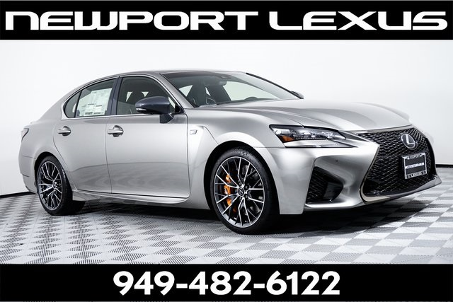 New 2019 Lexus GS F