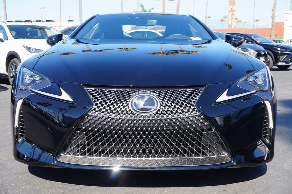 New 2021 Lexus LC 500 2D Coupe in Newport Beach #00201804 ...