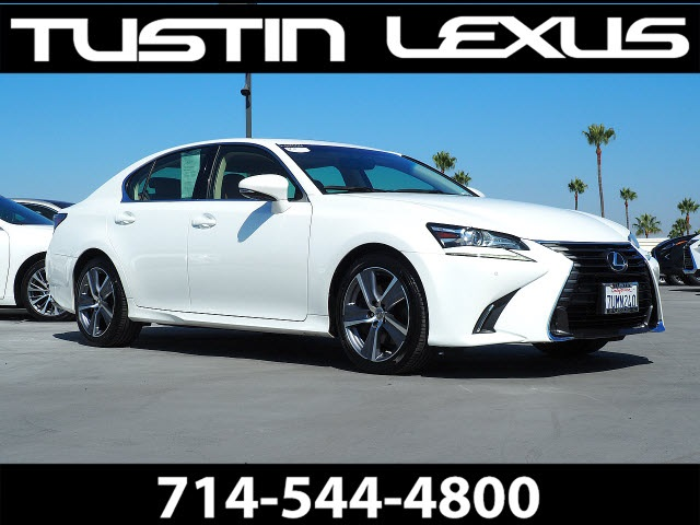 Certified Pre-Owned 2016 Lexus GS 350