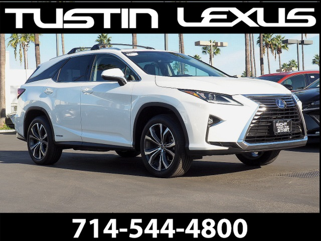 Certified Pre-Owned 2018 Lexus RX 450hL