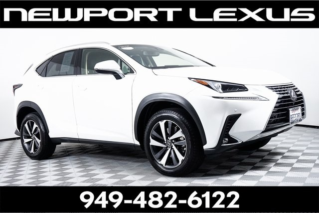 L Certified 2019 Lexus Nx 300 Base