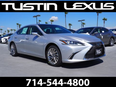 New 2019 Lexus ES 350 Luxury