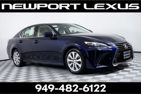 Certified Pre-Owned 2016 Lexus GS 200t