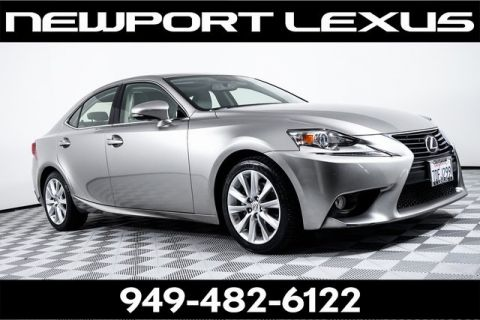 Pre-Owned 2014 Lexus IS 250