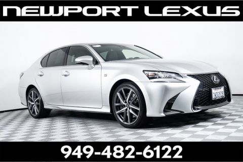 Certified Pre-Owned 2016 Lexus GS 350 F Sport